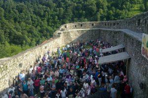 Prepuna Vrandučka tvrđava-kulturna manifestacija