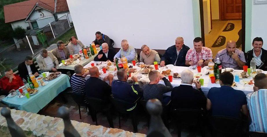 Iftar u džematu Varvara Prozor