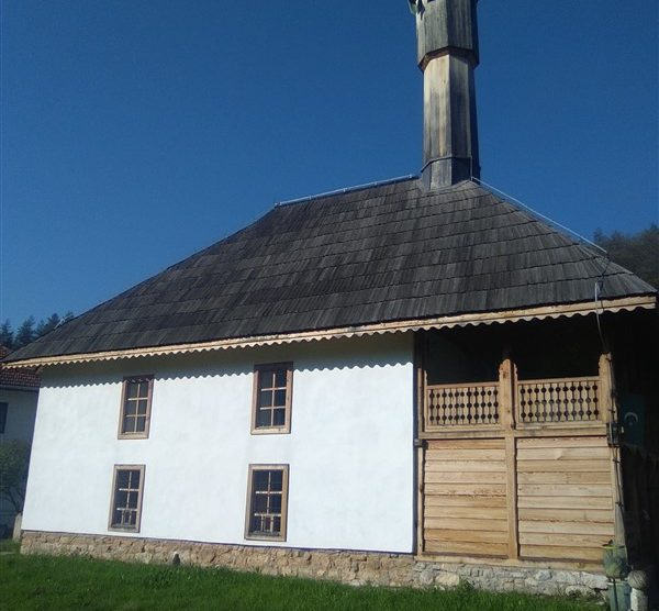 Sultan Fatihova džamija - Kraljeva Sutjeska